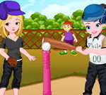 Sofia And Amber T Ball Match
