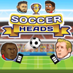 Sports Heads Soccer