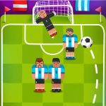Football Soccer Strike