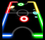 Glow Hockey Online